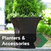 Planters & Accessories