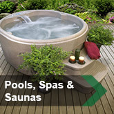 Pools, Spas & Saunas