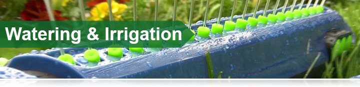 Watering/Irrigation Banner