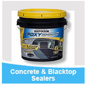 Concrete Blacktop Sealers