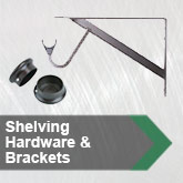 Shelving Hardware & Brackets