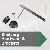 Shelving Hardware & Brackets