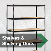 Shelves &amp; Shelving Units