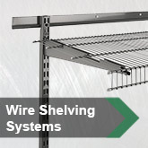 Wire Shelving Systems