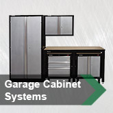 Garage Cabinet Systems