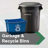 Garbage &amp; Recycle Bins