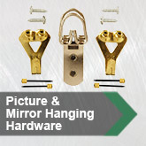 Picture & Mirror Hanging Hardware