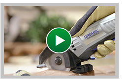 "Dremel<span class=""registered"">&reg;</span> Saw-Max Video"