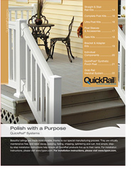 PVC Quickrail Systems