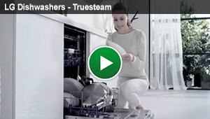 LG Dishwashers - Truesteam