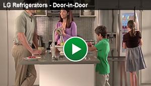 LG Refrigerators - Door-in-Door