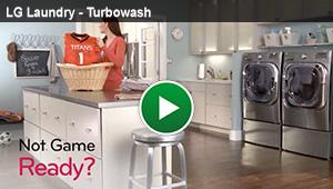 LG Laundry - Turbowash