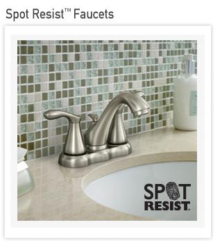 Spot Resist Faucets