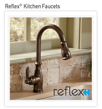 Reflex Kitchen Faucets