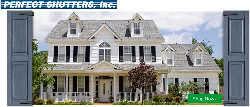 Perfect Shutters - Shop Now >
