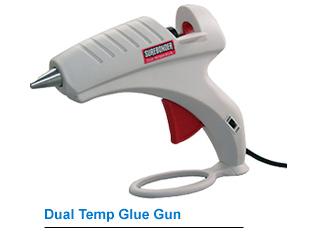 Dual Temp Glue Gun