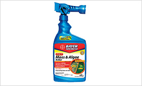 2-in-1 Moss and Algae Killer