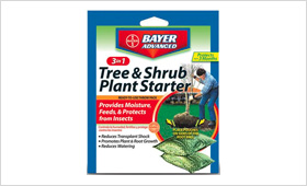 3-In-1 Tree and Shrub Plant Starter