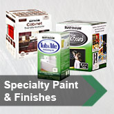 Specialty Paint & Finishes