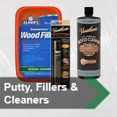 Putty, Fillers & Cleaners