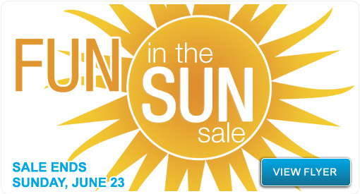 Fun in the Sun Sale