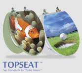 15% Off Topseat Toilet Seats