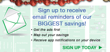Email Reminder Sign Up