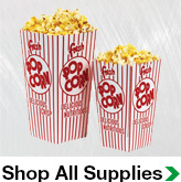 Shop All Concessions Supplies