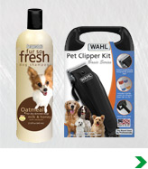 Dog Hair Care and Shampoos