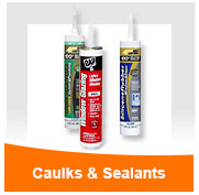 Caulk & Sealants
