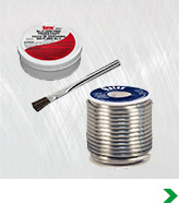 Soldering Compounds & Accessories