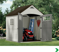 Yard Buildings & Outdoor Storage