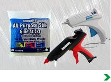 Glue Guns and Glue Sticks