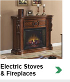 Electric Stoves & Fireplaces