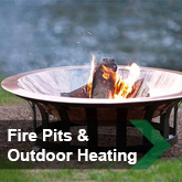 Fire Pits & Patio Heating