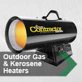 Outdoor Gas & Kerosene Heaters