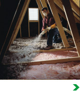 Loose Fill Insulation