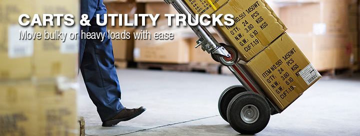Carts & Utility Trucks Feature