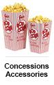 Concession Accessories