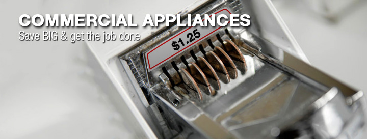 Commercial Appliances