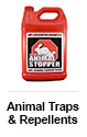 Animal Traps and Repellants