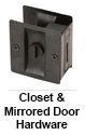 Closet & Mirrored