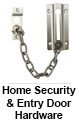 Home Security & Entry Door Hardware