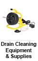 Drain Cleaning Equipment & Supplies