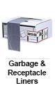 Garbage & Receptacle Liners