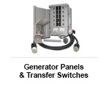 Generator Panels & Transfer Switches