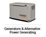 Generators & Alternative Power Generating