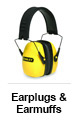 Earplugs & Ear Muffs