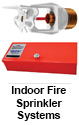 Indoor Fire Sprinkler Systems