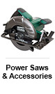 Power Saws & Accessories